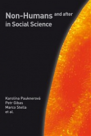 Obálka knihy: Non-Humans and after in Social Science